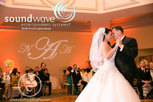 rosen shingle creek - orlando wedding venue - orlando wedding dj - soundwave entertainment - orlando, fl