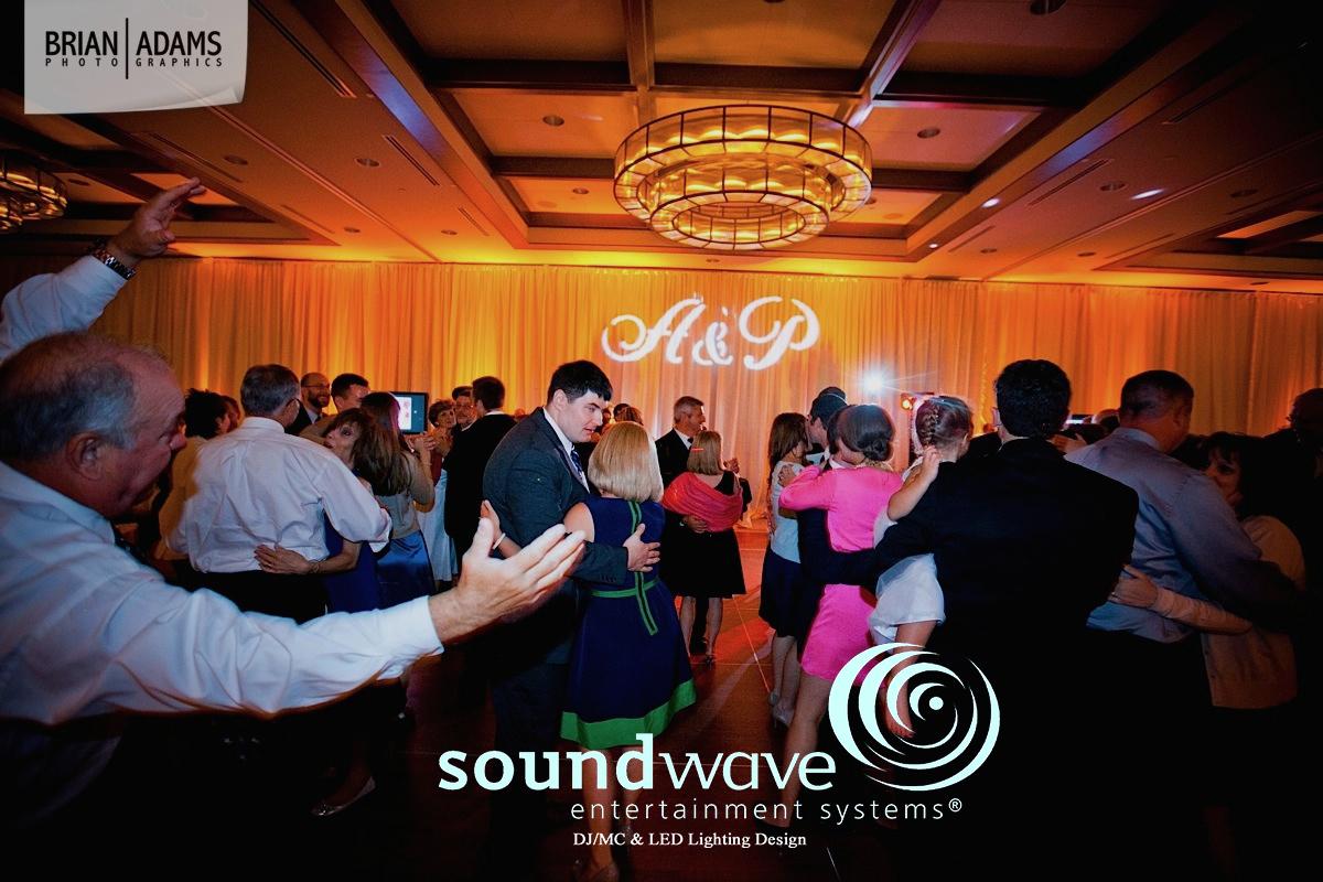 Soundwave Entertainment - Alfond Inn - Orlando Wedding DJs and LED Lighting Design - Orlando Wedding Venues