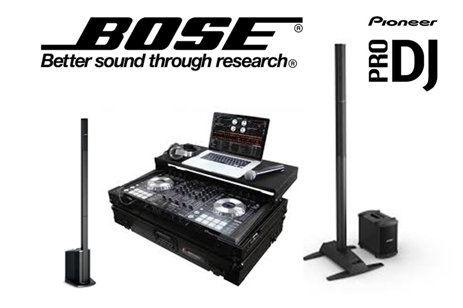BOSE Equipment photo 2014