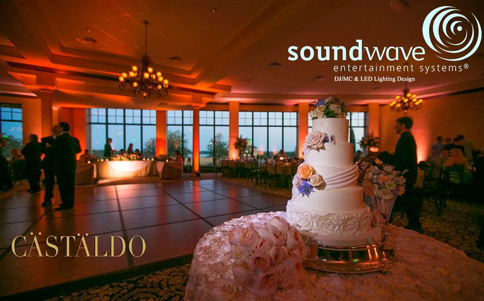 Soundwave Entertainment - Bella Collina - Orlando Wedding DJs and LED Lighting Design - Orlando Wedding Venues