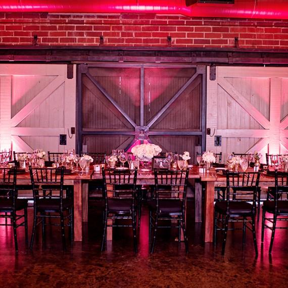 Farmers market soundwave dj led lighting orlando wedding 2