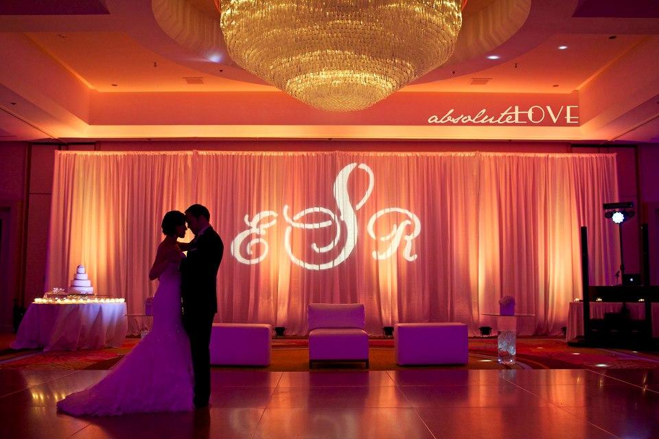 Led lighting design soundwave entertainment wedding djs led