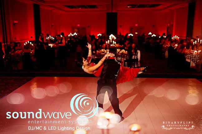 Soundwave Entertainment - Mission Inn Club and Resort - Orlando Wedding Djs - LED Lighting Design - Orlando Wedding Venues