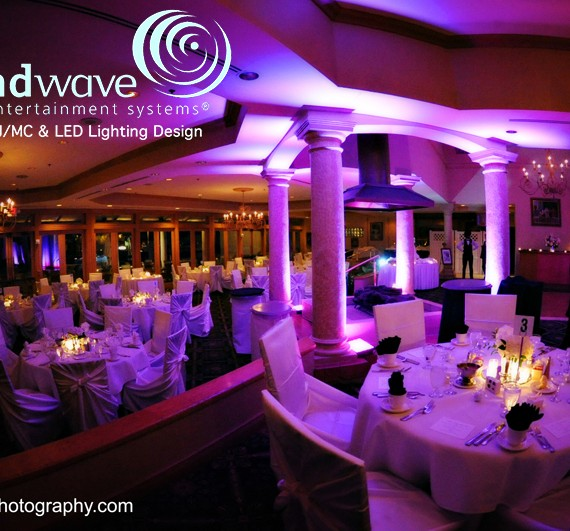 Soundwave Entertainment - Mission Inn Club and Resort - Orlando Wedding Djs - LED Lighting Design - Orlando Wedding Venues