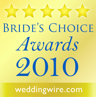 WeddingWire Brides' Choice Awards 2010