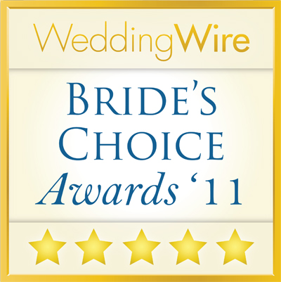 WeddingWire Brides' Choice Awards 2011