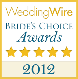 WeddingWire Brides' Choice Awards 2012