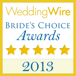 WeddingWire Brides' Choice Awards 2013