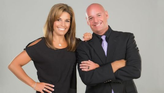Owners Les and Wendy Kopasz