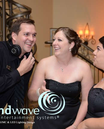 Soundwave DJ James Van Deven orlando wedding DJ