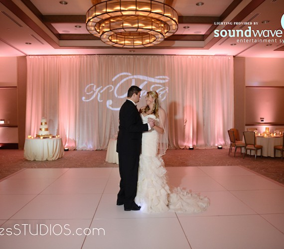 Soundwave Entertainment - Alfond Inn - Orlando Wedding DJs and LED Lighting Design - Orlando Wedding Venues