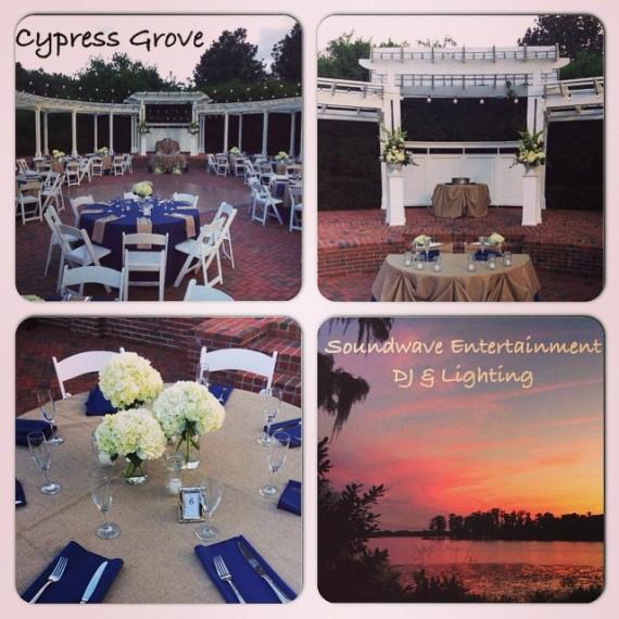 Cypress Grove Estate House - Soundwave Entertainment