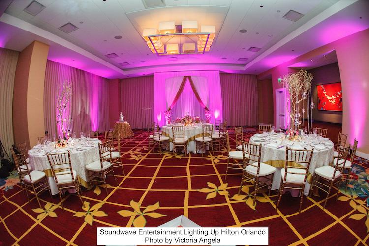 Soundwave Entertainment - Our Orlando Weddings - Hilton Orlando - Orlando, FL