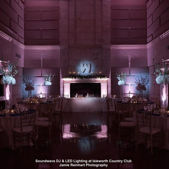 isleworth country club - soundwave entertainment - orlando wedding venue - orlando, fl