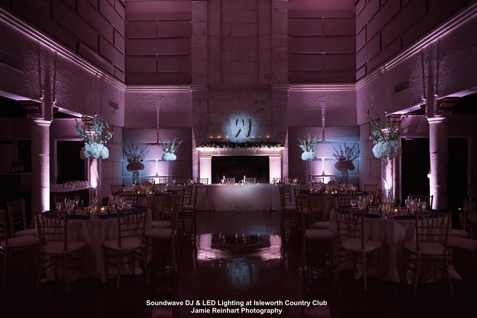 isleworth country club - soundwave entertainment - orlando wedding venue - orlando, fl