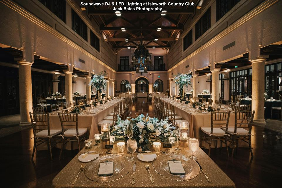 Isleworth Country Club Soundwave Entertainment Wedding