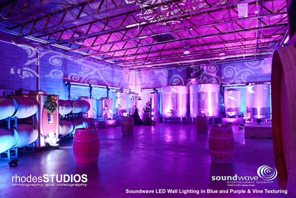 Orlando wedding lighting soundwave entertainment wedding
