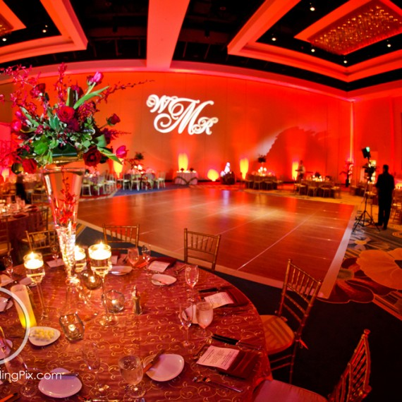 hilton orlando - orlando wedding venue - soundwave entertainment - orlando, fl