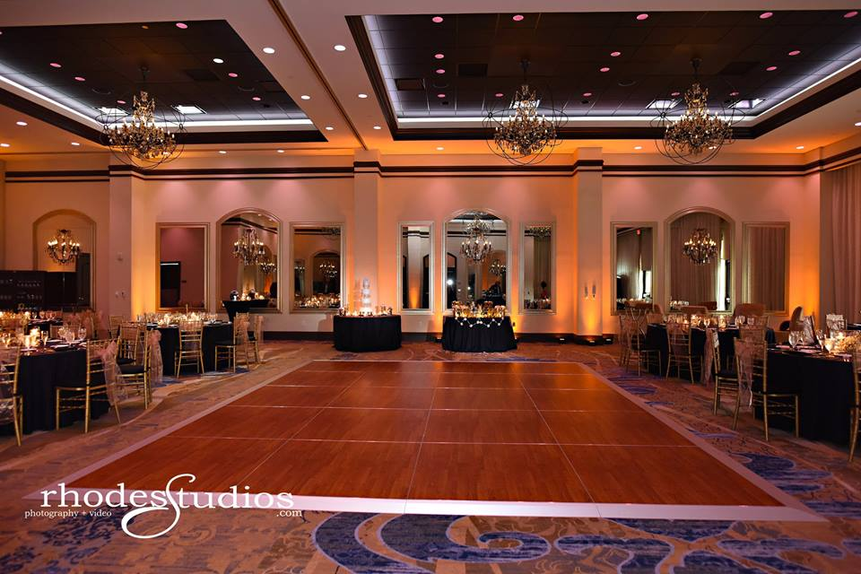 soundwave entertainment - orlando wedding - paradise cove - soundwave - orlando, fl