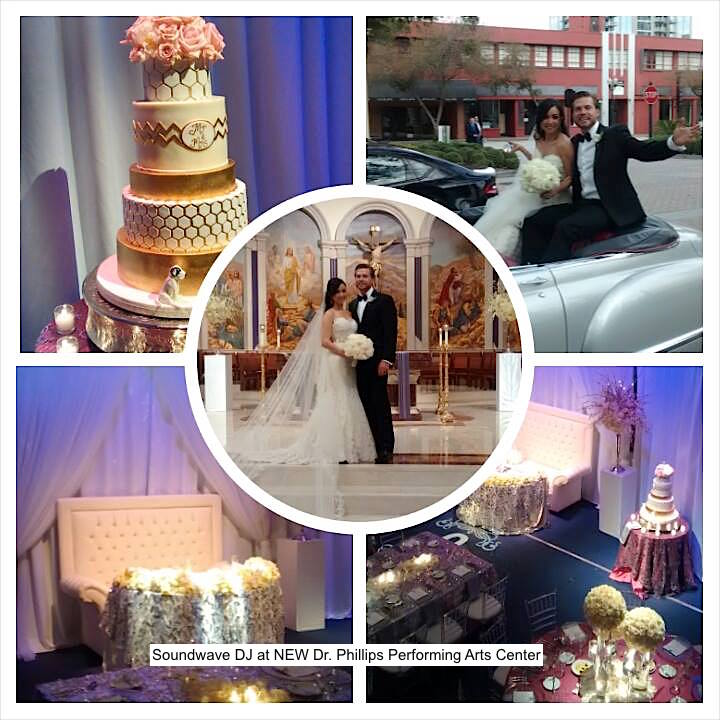 Soundwave Entertainment - Our Orlando Weddings - Dr. Phillips Performing Arts Center - Orlando, FL