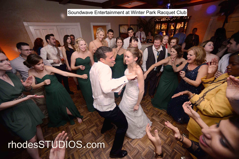Soundwave Entertainment - Our Orlando Weddings - Winter Park Racquet Club - Orlando, FL