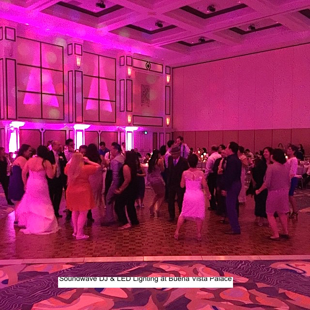 Soundwave Entertainment - Our Orlando Weddings - Buena Vista Palace, Orlando, FL