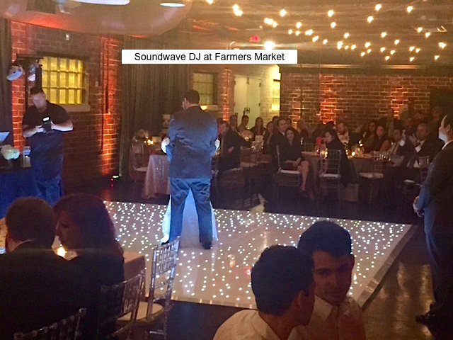 Soundwave Entertainment - Our Orlando Weddings - Winter Park Farmers Market - Orlando, FL