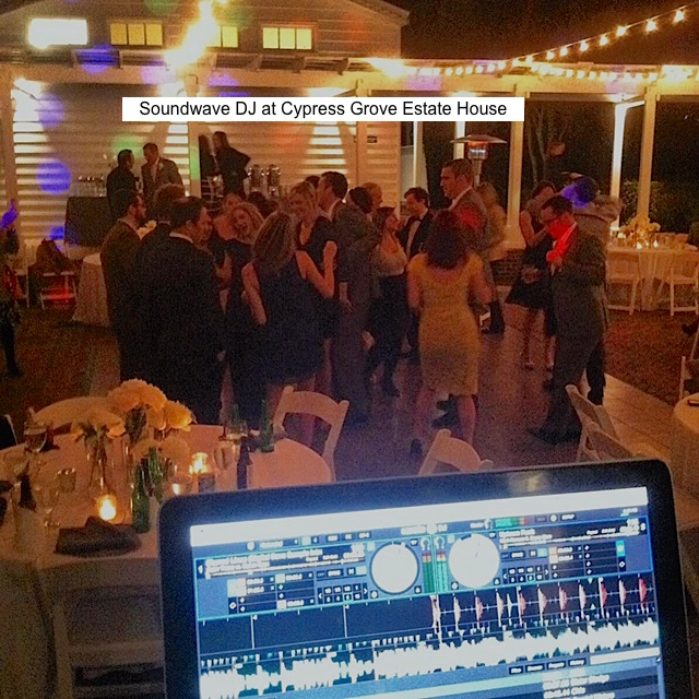 Soundwave Entertainment - Our Orlando Weddings - Cypress Grove - Orlando, FL
