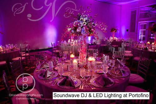 Soundwave Entertainment - Our Orlando Weddings - Portofino Resort - Orlando, FL