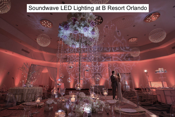 Soundwave Entertainment - Our Orlando Weddings - BResort and Spa - Orlando, FL