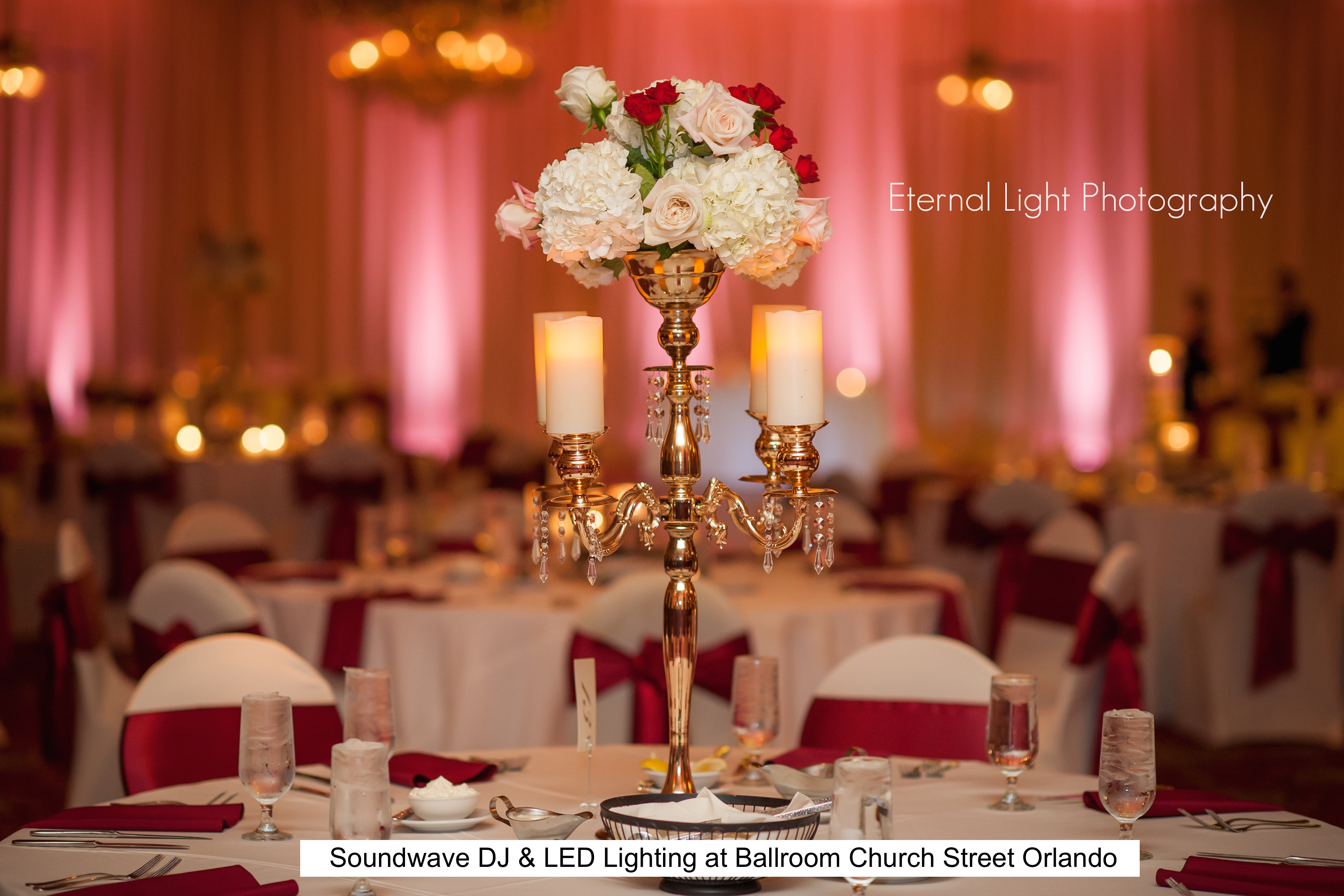 Soundwave Entertainment - Our Orlando Weddings - Ballroom At Church Street - Orlando, FL
