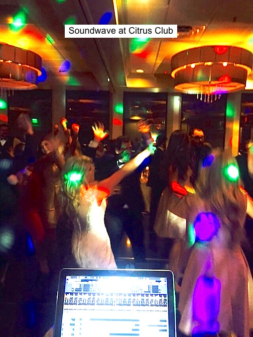 Soundwave Entertainment - Our Orlando Weddings - Citrus Club, Orlando, FL