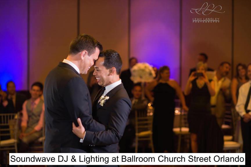 Soundwave Entertainment - Our Orlando Weddings - Ballroom At Church Street - Orlando, FL
