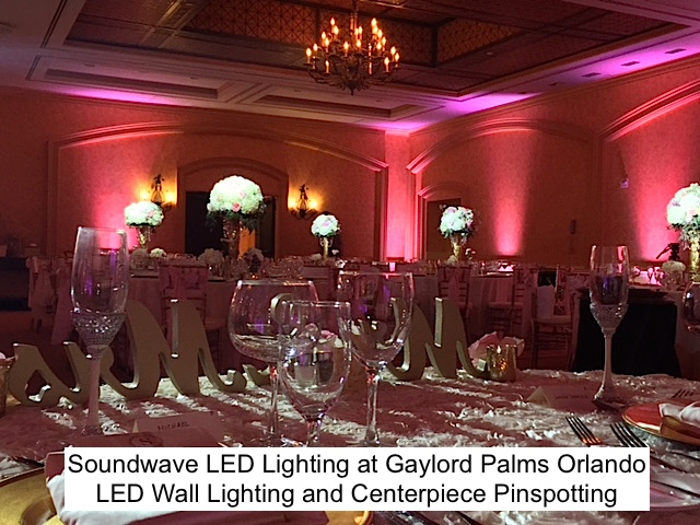 Soundwave Entertainment - Our Orlando Weddings - Gaylord Palms, Orlando, FL