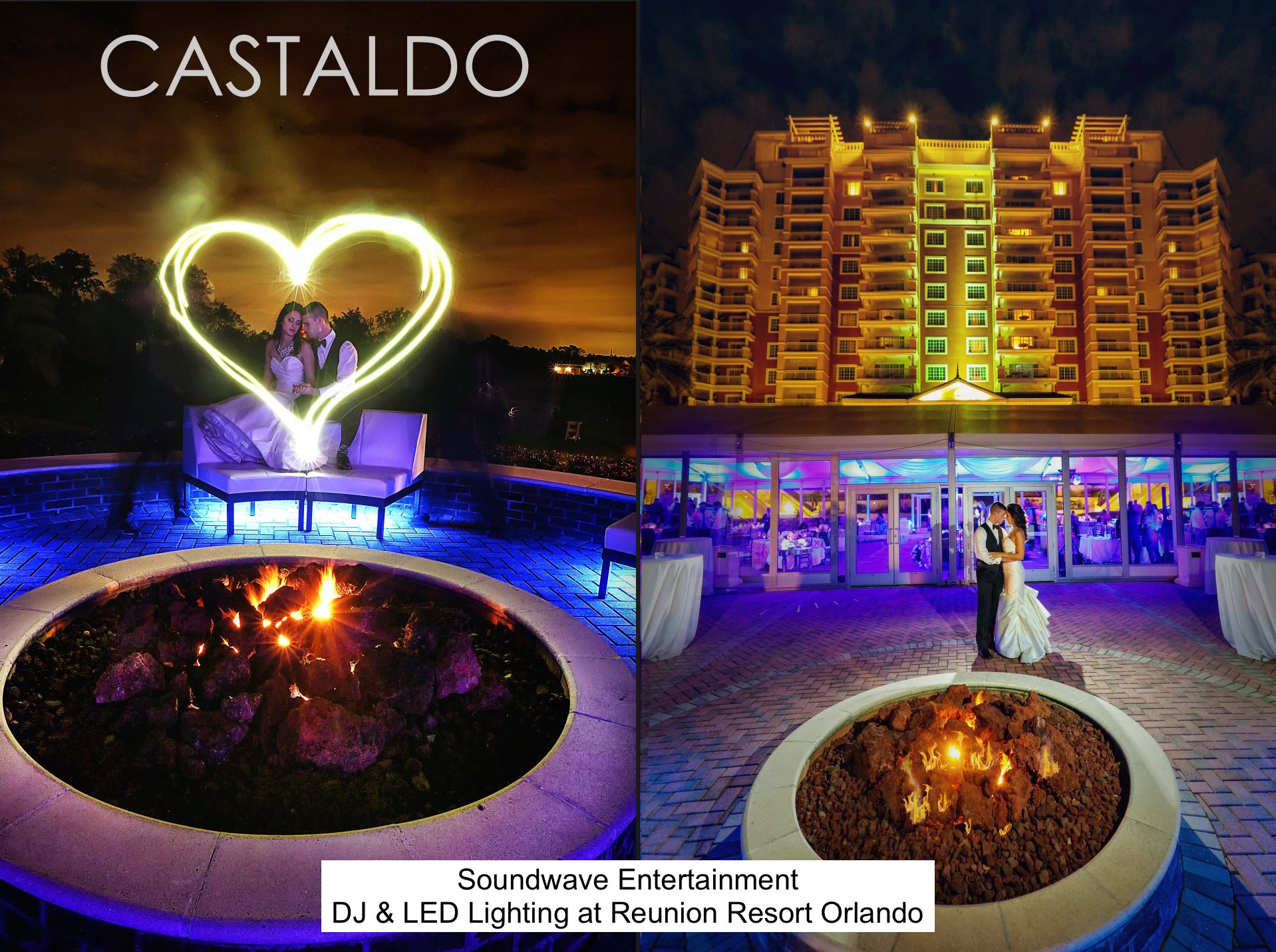 Soundwave Entertainment - Our Orlando Weddings - Reunion Resort - Orlando, FL