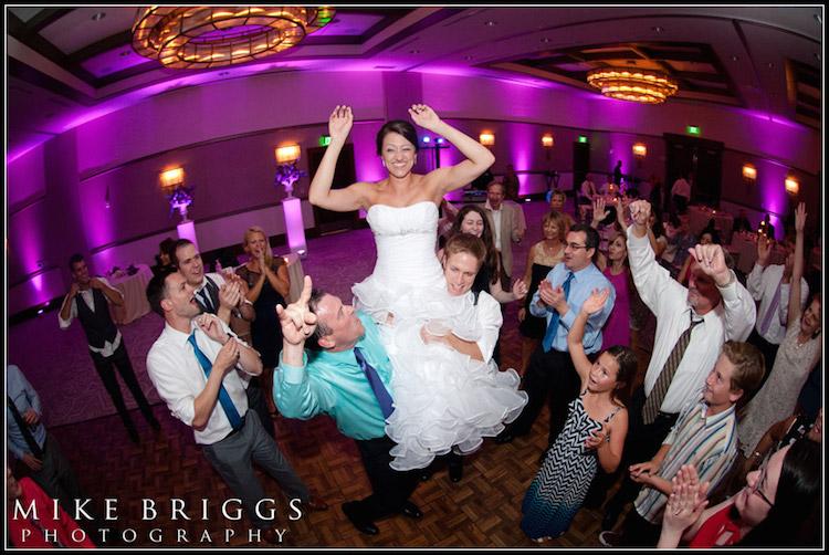 Soundwave Entertainment - Alfond Inn - Orlando Wedding DJs - LED Lighting Design - Orlando Wedding Venues