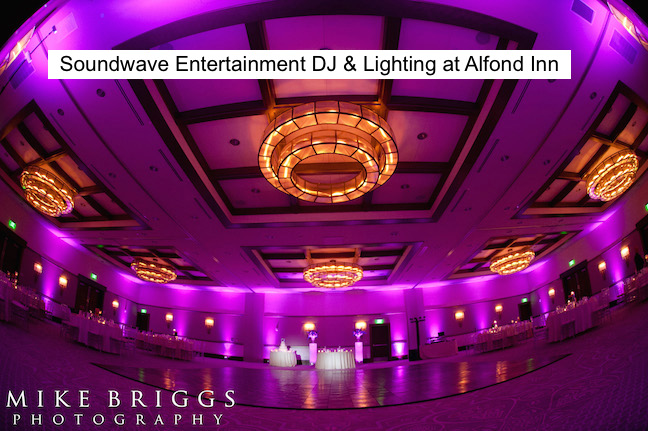 Soundwave Entertainment - Our Orlando Weddings - Alfond Inn - Orlando, FL