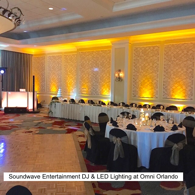 Soundwave Entertainment - Our Orlando Weddings - Omni Orlando Resort at ChampionsGate