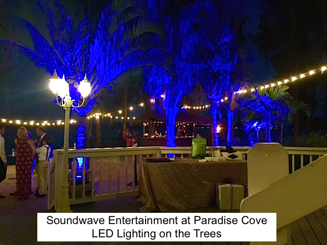 Soundwave Entertainment - Our Orlando Weddings - Paradise Cove - Orlando, FL