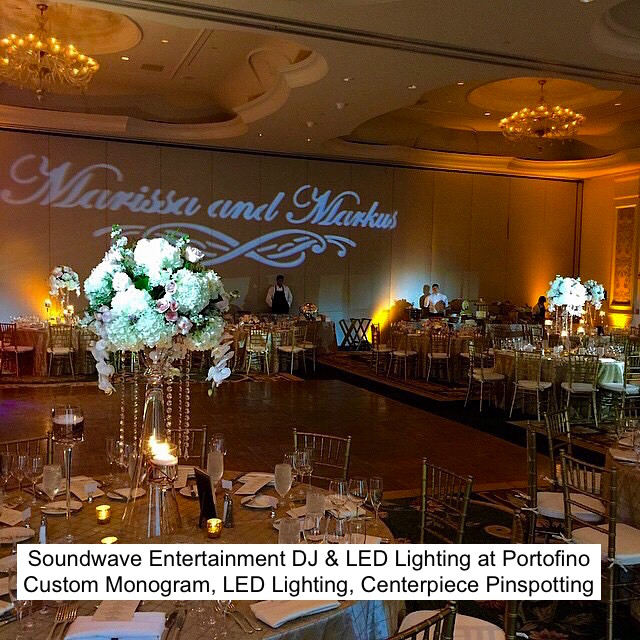 Soundwave Entertainment - Our Orlando Weddings - Loews Portofino - Orlando, FL
