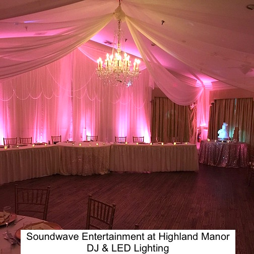 Soundwave Entertainment - Our Orlando Weddings - Highland Manor - Orlando, FL