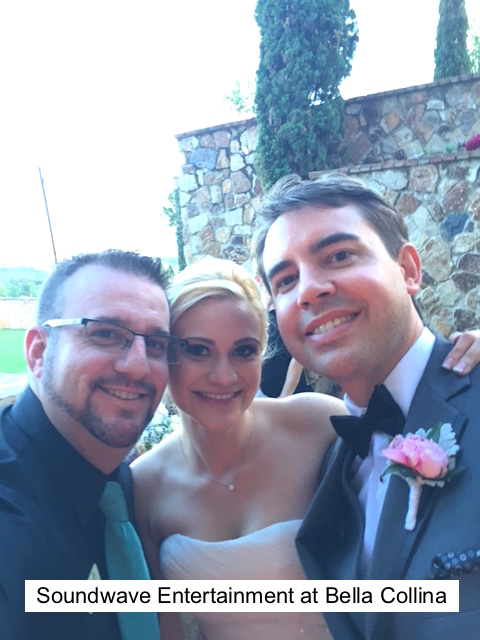 Soundwave Entertainment - Our Orlando Weddings - Bella Collina, Orlando, FL