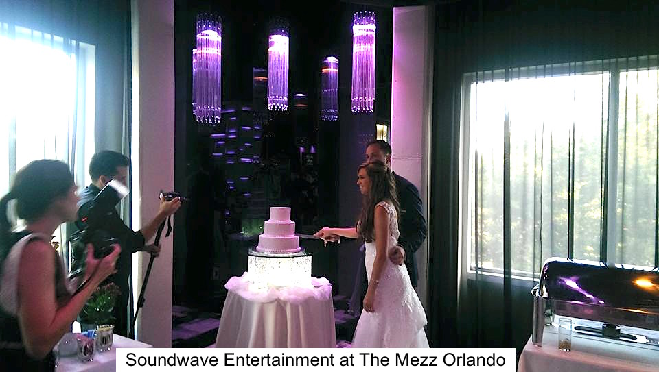 Soundwave Entertainment - Our Orlando Weddings - The Mezz - Orlando, FL