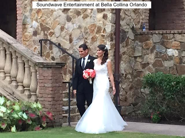 Soundwave Entertainment - Our Orlando Weddings - Bella Collina - Orlando, FL