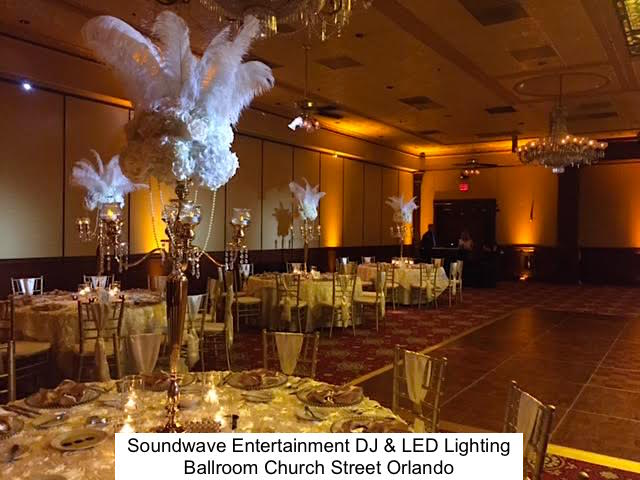 Soundwave Entertainmane - Our Orlando Weddings - Ballroom Church Street - Orlando, FL