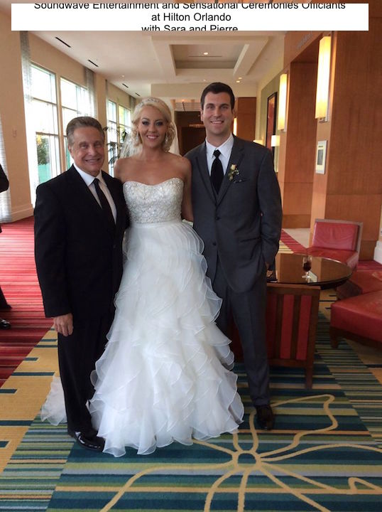 Soundwave Entertainment - Our Orlando Weddings - Hilton Orlando - Orlando, FL