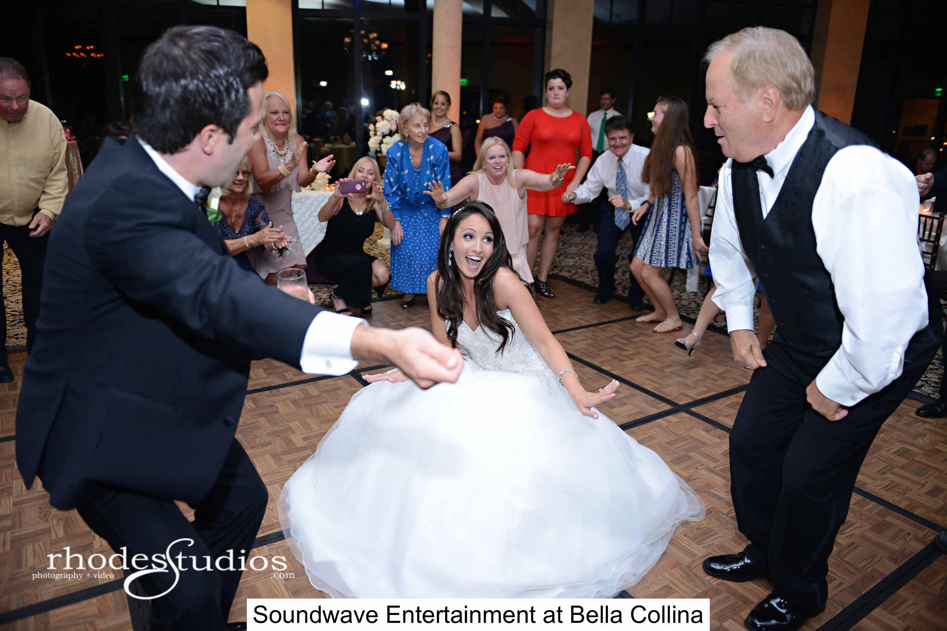 Soundwave Entertainment - Our Orlando Weddings - Bella Collina - Orlando, FL