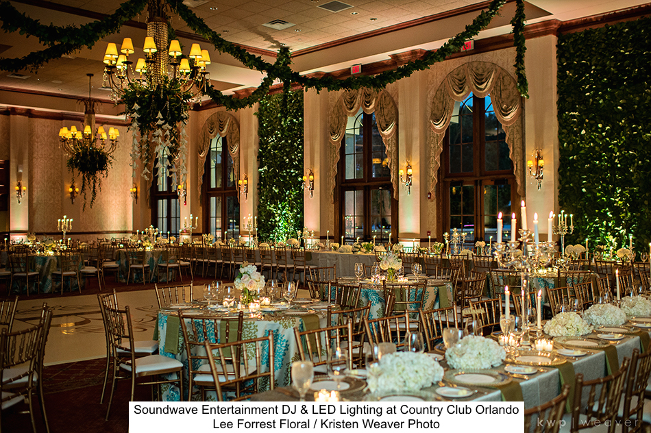 Soundwave Entertainment - Our Orlando Weddings - Orlando Country Club - Orlando, FL