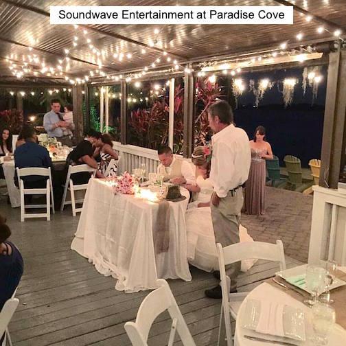 Soundwave Entertainment - Our Orlando Weddings - Paradise Cove - Orlando, FL