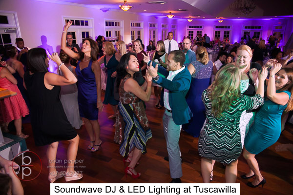Soundwave Entertainment - Our Orlando Weddings - Tuscawilla Country Club - Orlando. FL